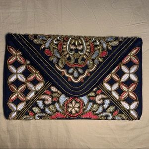 Beaded/Embellished Clutch Purse